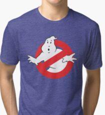Ain't Afraid of No Ghost Tri-blend T-Shirt