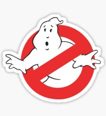 Ain't Afraid of No Ghost Sticker