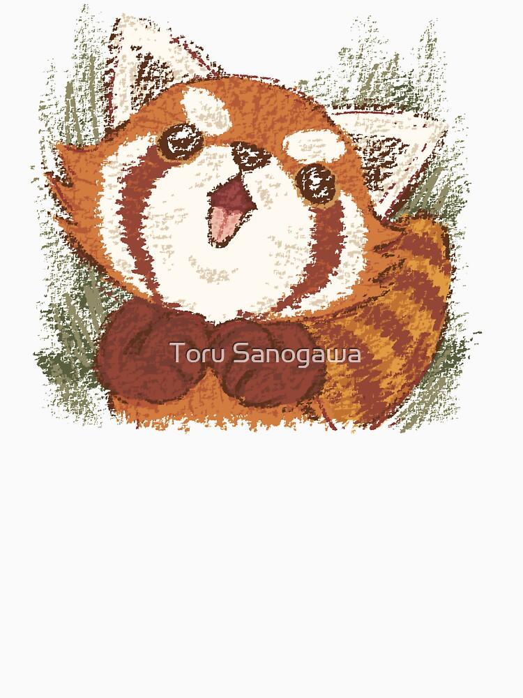 Joy of Red panda de sanogawa