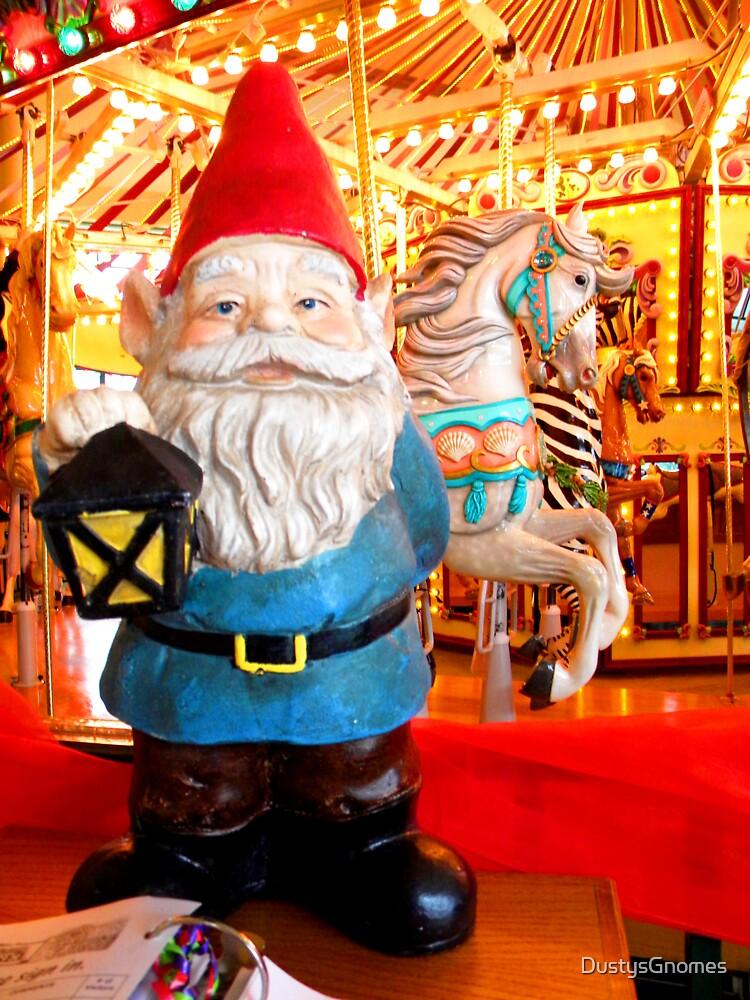 Carousel Gnome by DustysGnomes