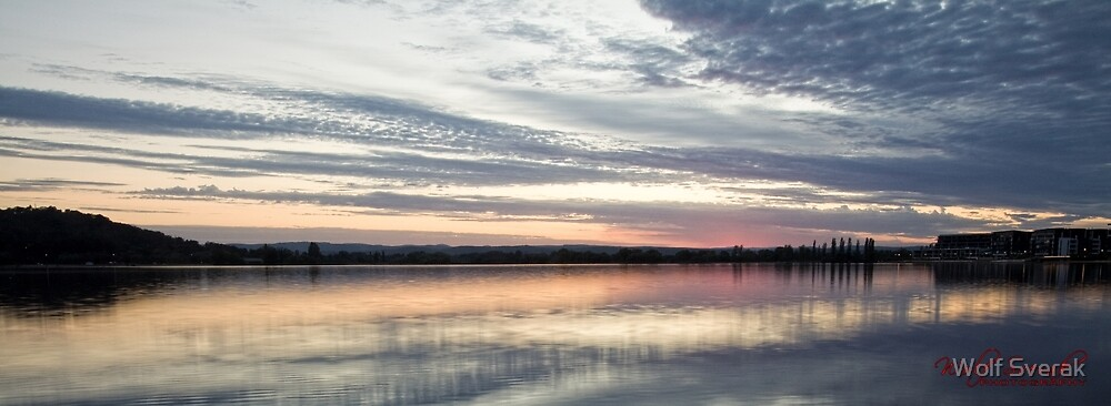 ND Filter Play (shutter 2 sec) at Lake Burley Griffin, Canberra/ACT/Australia (1) by Wolf Sverak