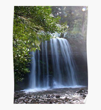Russell Falls #1 - Tasmania Poster