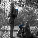 Family Values at Frienship Gardens by David Owens