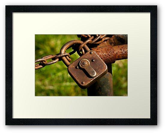 Locked ~ Unlock me!  by steppeland