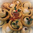 Christmas MincePies by AnnDixon