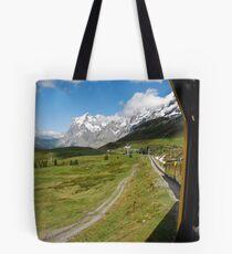 Jungfrau Train Tote Bag