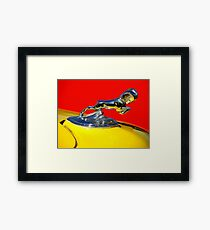 Automotive Bestiary ~ Part Four Framed Print