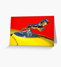 Automotive Bestiary ~ Part Four Greeting Card
