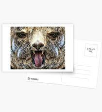 BLEH! Postcards