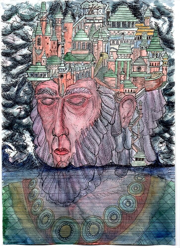 Urbanostasis #2- the Sage by captnradon