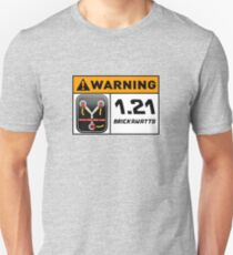 1.21 BRICKAWATTS Flux Capacitor edition T-Shirt