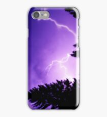Thunder & Lightning iPhone Case/Skin