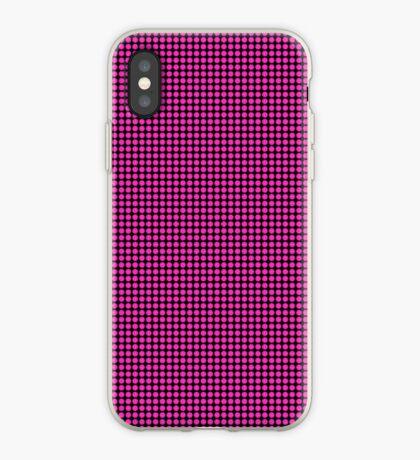 Purple Spots iPhone 4 Case iPhone Case