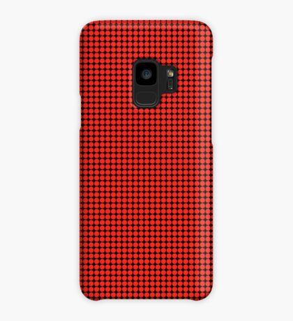 Red Spots iPhone 4 Case Case/Skin for Samsung Galaxy