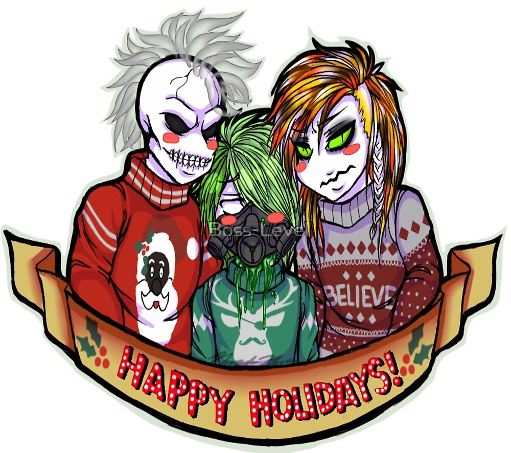 Happy Holidays! by Boss-Level