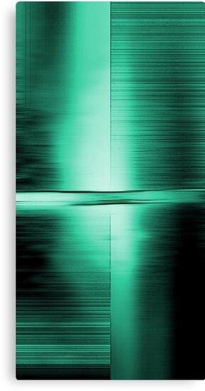 Shimmering Green by Benedikt Amrhein