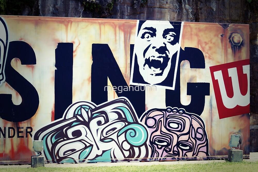 Urban Art 11 by megandunn
