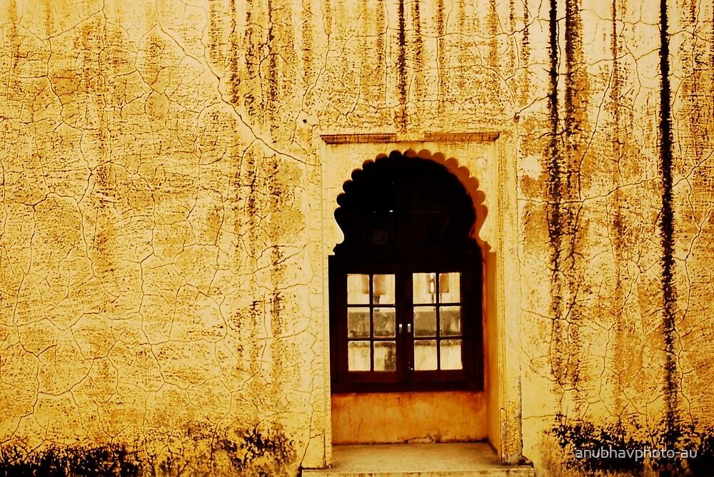 Aged Window by anubhavphoto-au