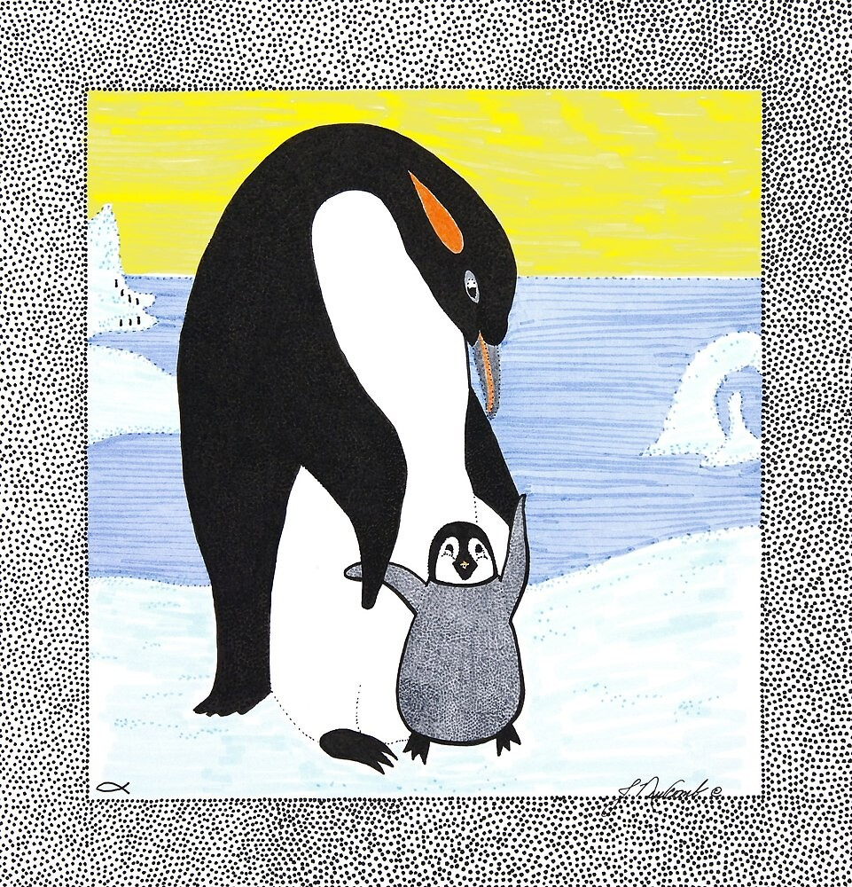 Penguin Babys First Steps by Judy Newcomb