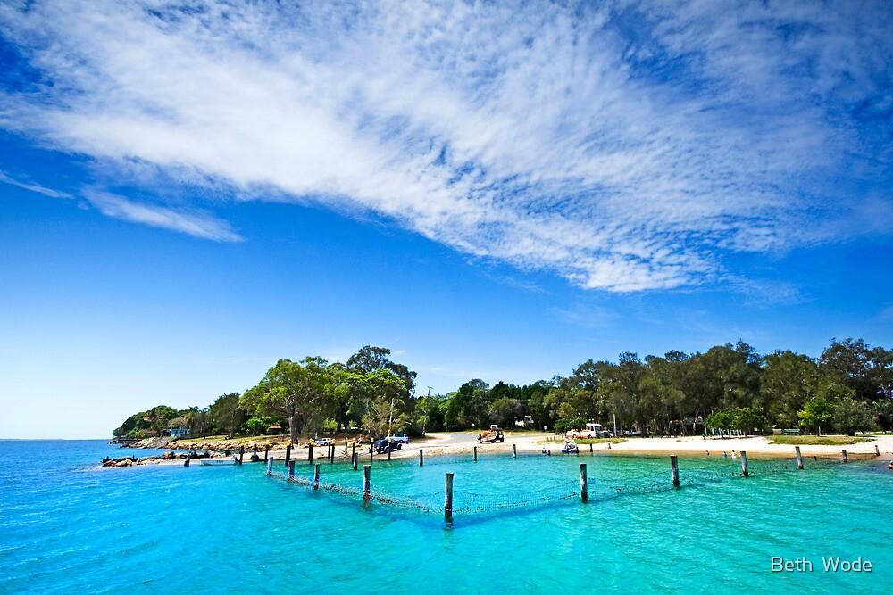 Amity Point - Nth Stradbroke Island, Qld Australia by Beth  Wode