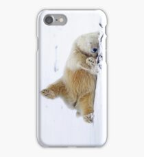 Rolling in the Snow iPhone Case iPhone Case/Skin