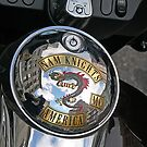 Harley Gas Cap by Kodachrome 25 ASA