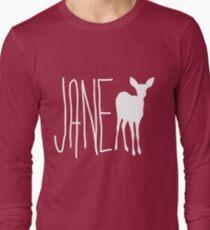 Max's Shirt - Jane Doe  Long Sleeve T-Shirt