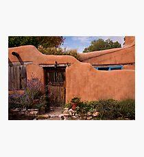 Delgado House #2 Photographic Print