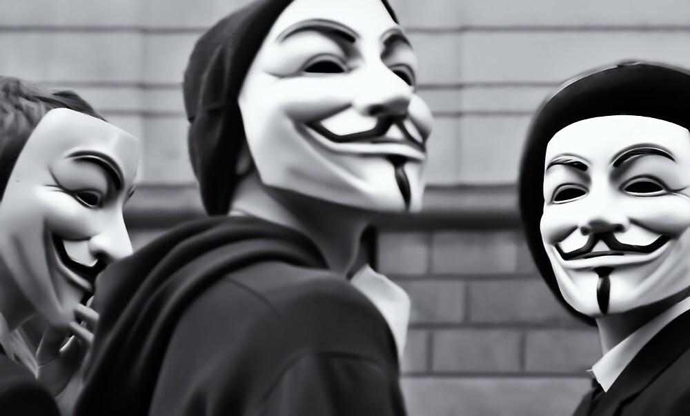 Anonymous by Sunnivam