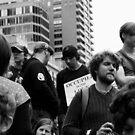 Occupy Melbourne 8 by Andrew  Makowiecki
