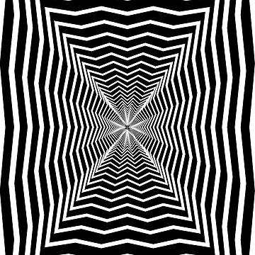 Crinkled Radial by vanessalauder