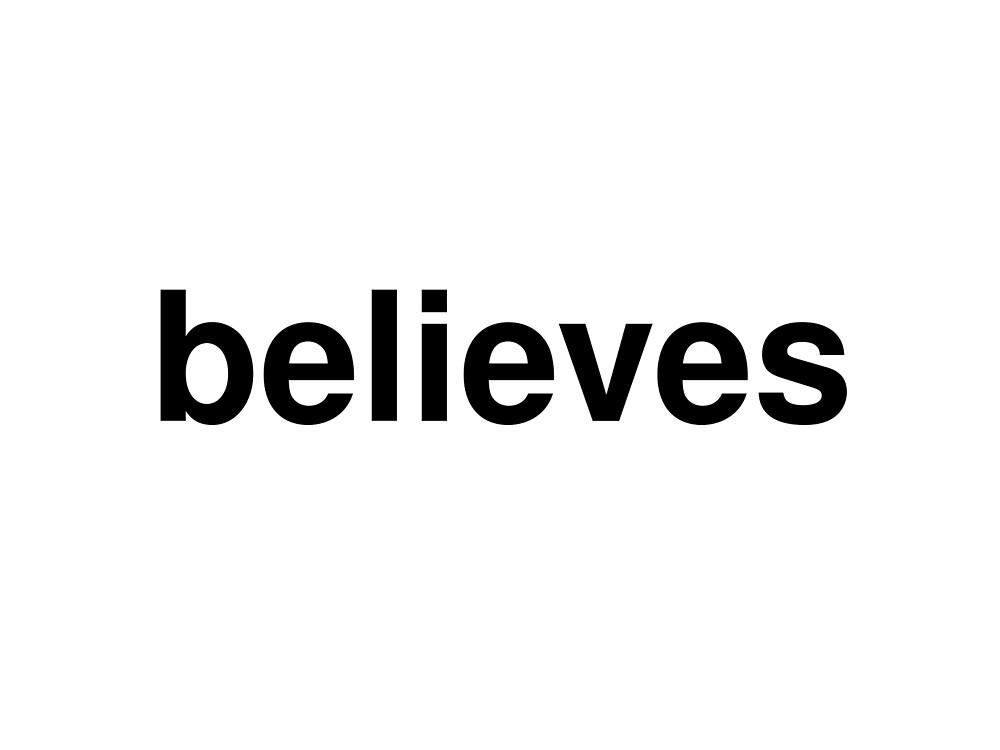 believes by ninov94