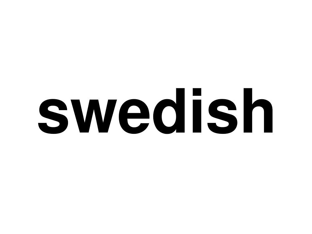 swedish by ninov94