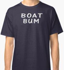Boat Bum Classic T-Shirt