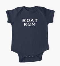 Boat Bum One Piece - Short Sleeve