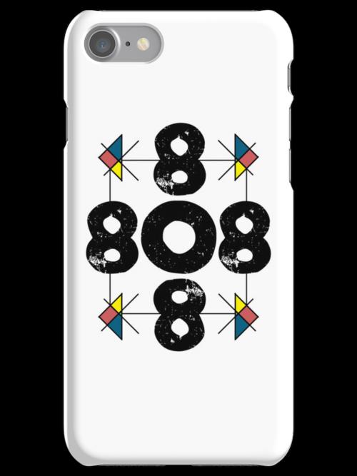 Arrows Iphone Case by 808LTD
