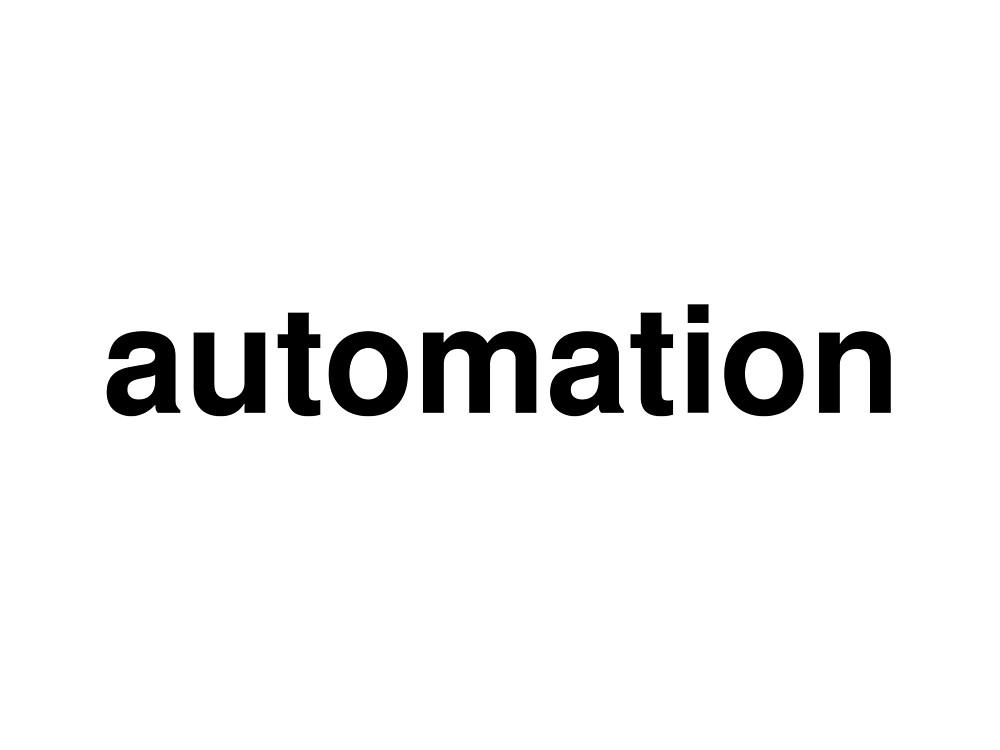 automation by ninov94
