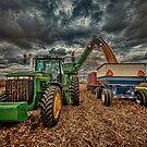 John Deere by Steve Baird