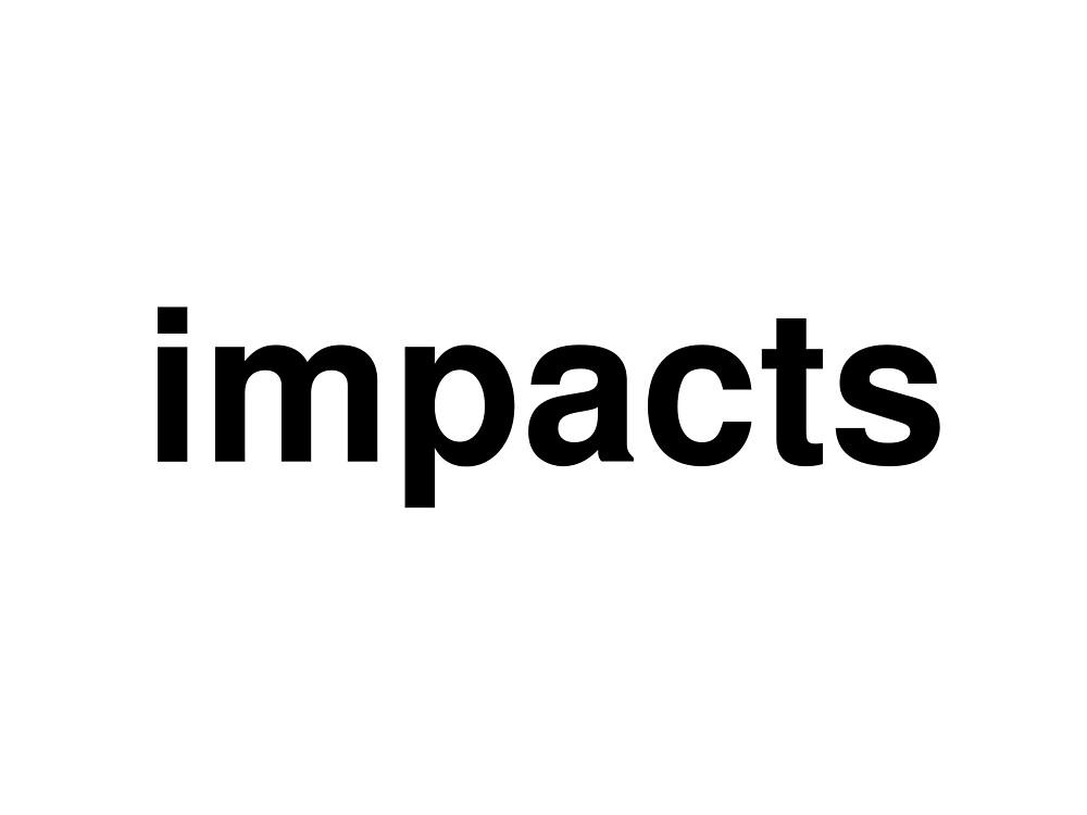 impacts by ninov94