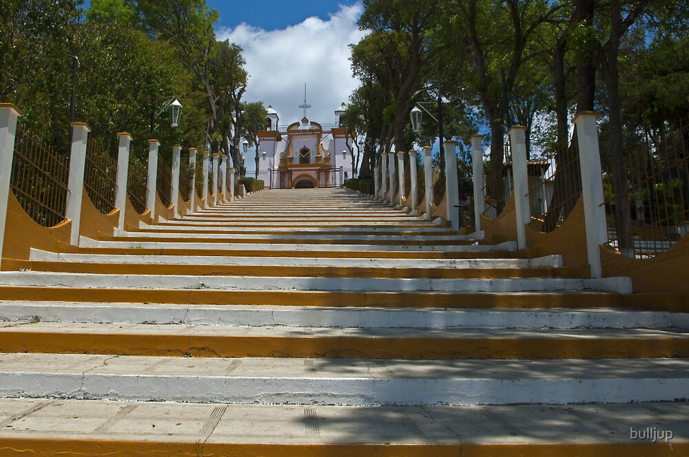 Guadelupe Church, San Cristobal de las Casas, Mexico by bulljup