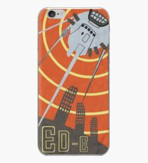 Vintage Poster ED-E iPhone Case