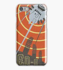 Vintage Poster ED-E iPhone Case/Skin