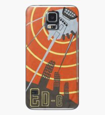 Vintage Poster ED-E Case/Skin for Samsung Galaxy