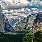 Tunnel View by Cat Connor