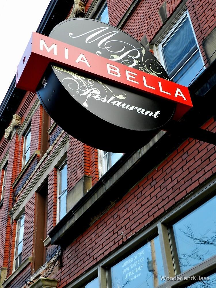 Mia Bella by WonderlandGlass