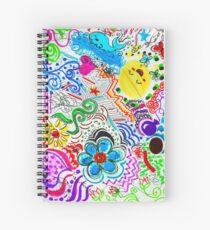 Playful Spiral Notebook