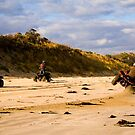 Quad biking at Carpenter Rocks by Elana Bailey