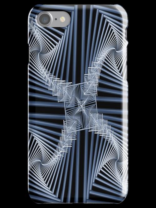 Gridlock - iPhone Case by John Edwards