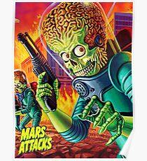 Mars Attack Poster