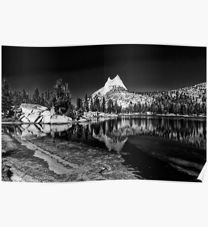 Upper Cathedral Lake Poster